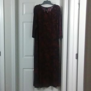 Anywear by catherines dress